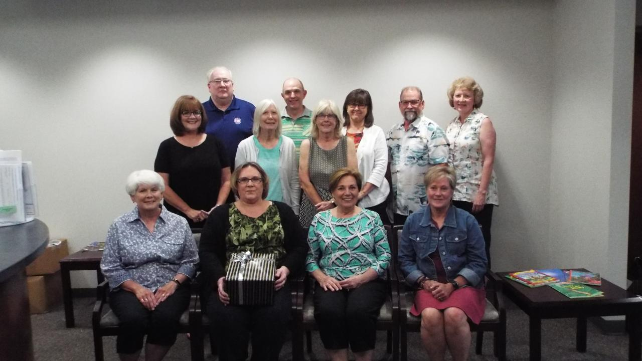 Photograph of 2019 Middlebury Community Schools Retirees