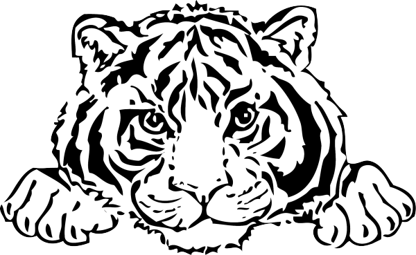 Jefferson Tiger Logo