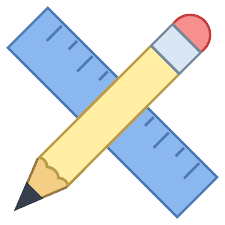school supply lists icon